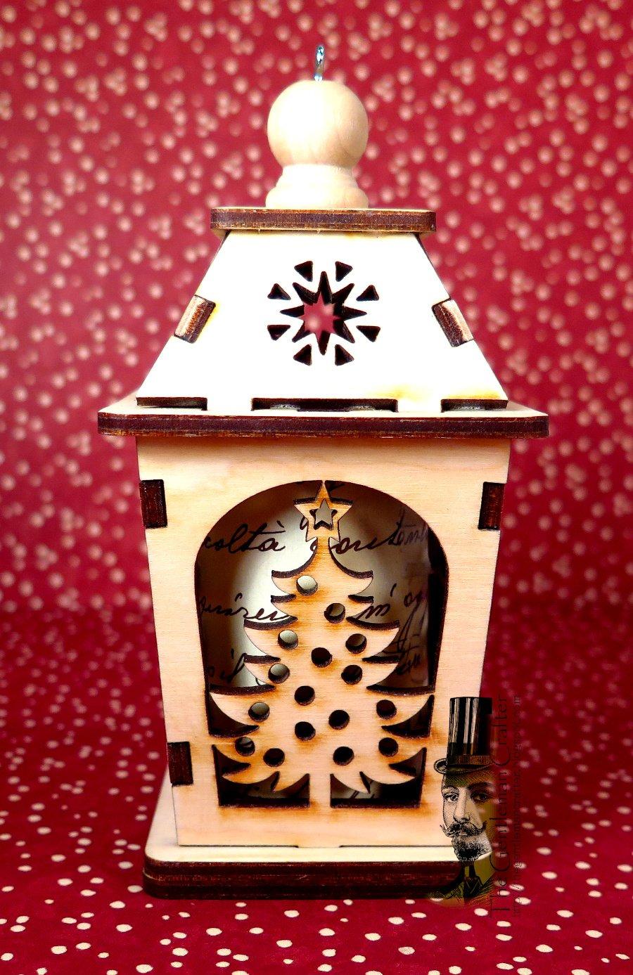 Image of Little Lantern- Christmas Tree-Merry Christmas Kit