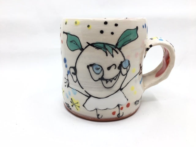 435/453 Mug by Carrie Day