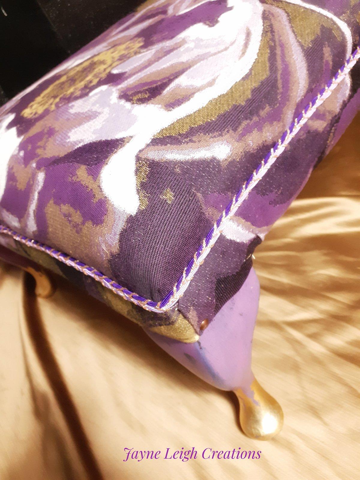 Image of Large Footstool