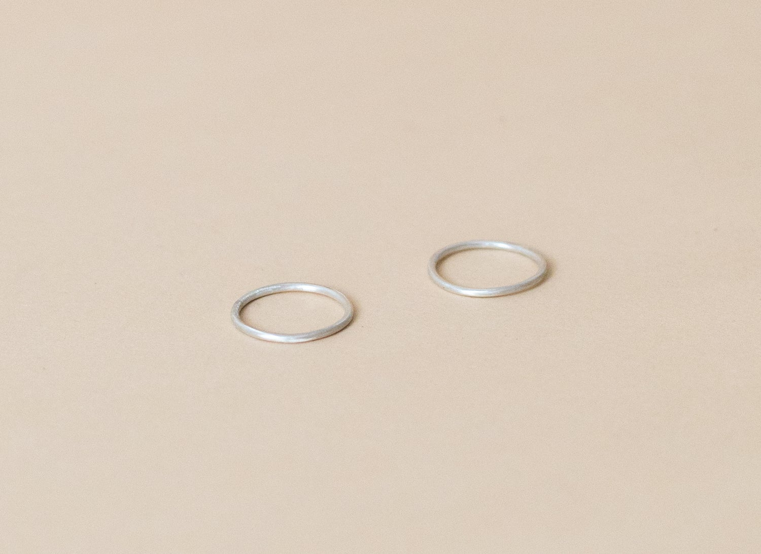 Image of Simple Silver Ring