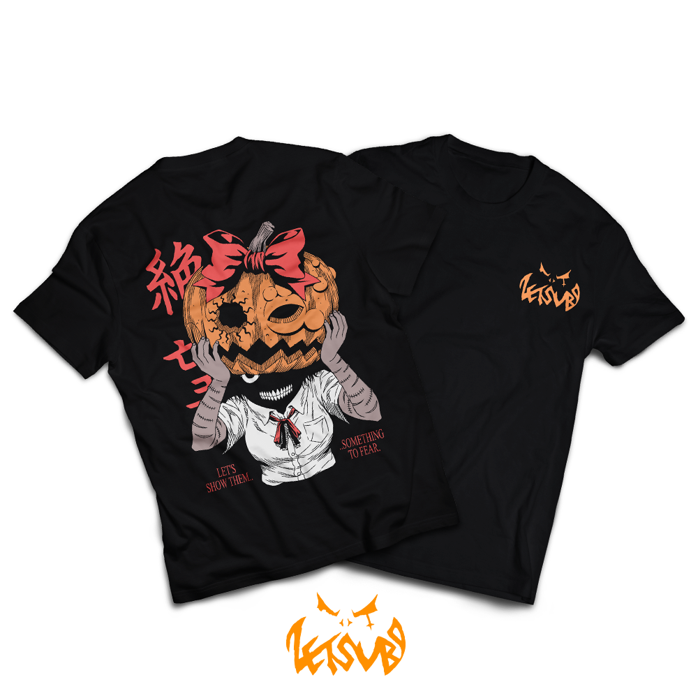 """""""FEAR"""" TEE (DROP 10/30) - LIMITED 25 PIECES"""
