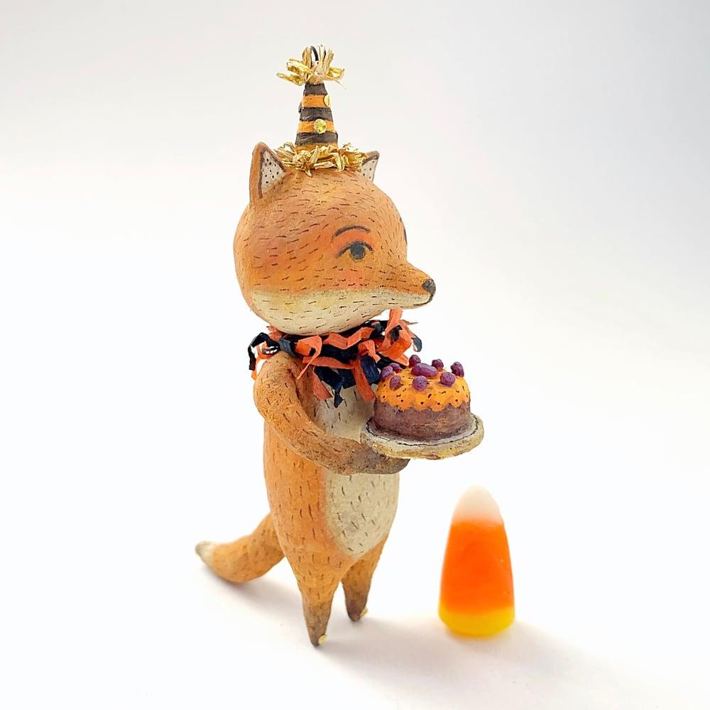 Image of Foxy Halloween Celebration