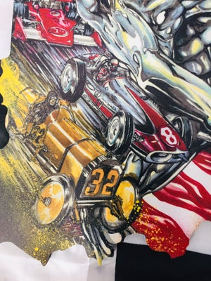 Image of Pandemic Indy 500 reproductions