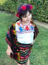 Mexicana shirt and Rebozo