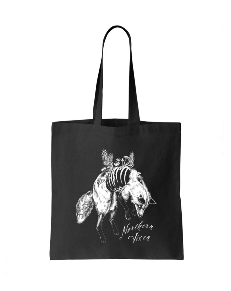 Image of northern vixen fox tote