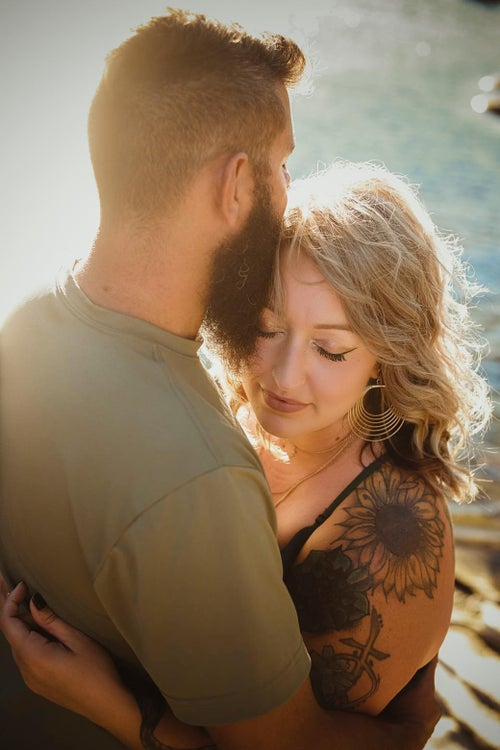 Image of Couples session - reserved for Katie