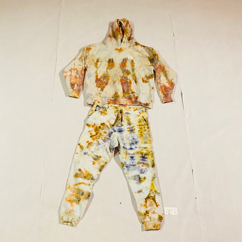 XL Sweatshirt & Sweat Pants Set - 017