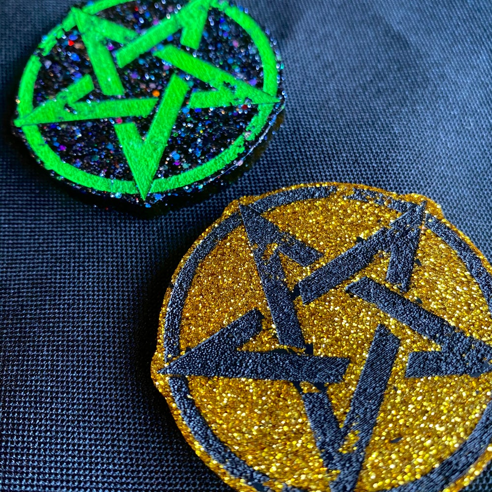 Pentacle Magnets