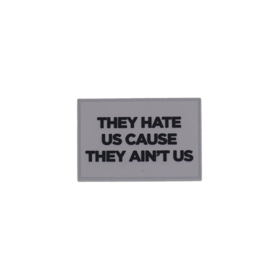 Image of Hate Us Series: Sniper Grey Patch