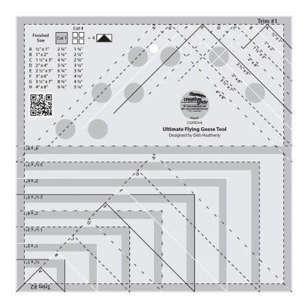 Image of Creative Grids Ultimate Flying Geese Tool