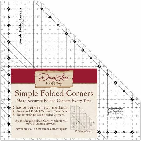Image of Simple Folded Corners Ruler