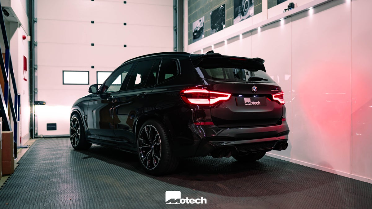 Image of BMW X3M / X4M Remus Exhaust