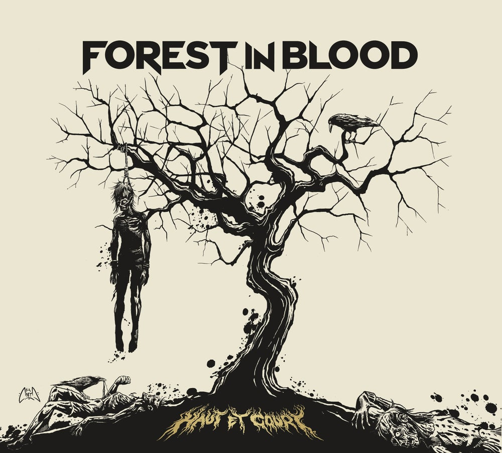 Image of Forest In Blood - Haut et Court CD Digipack