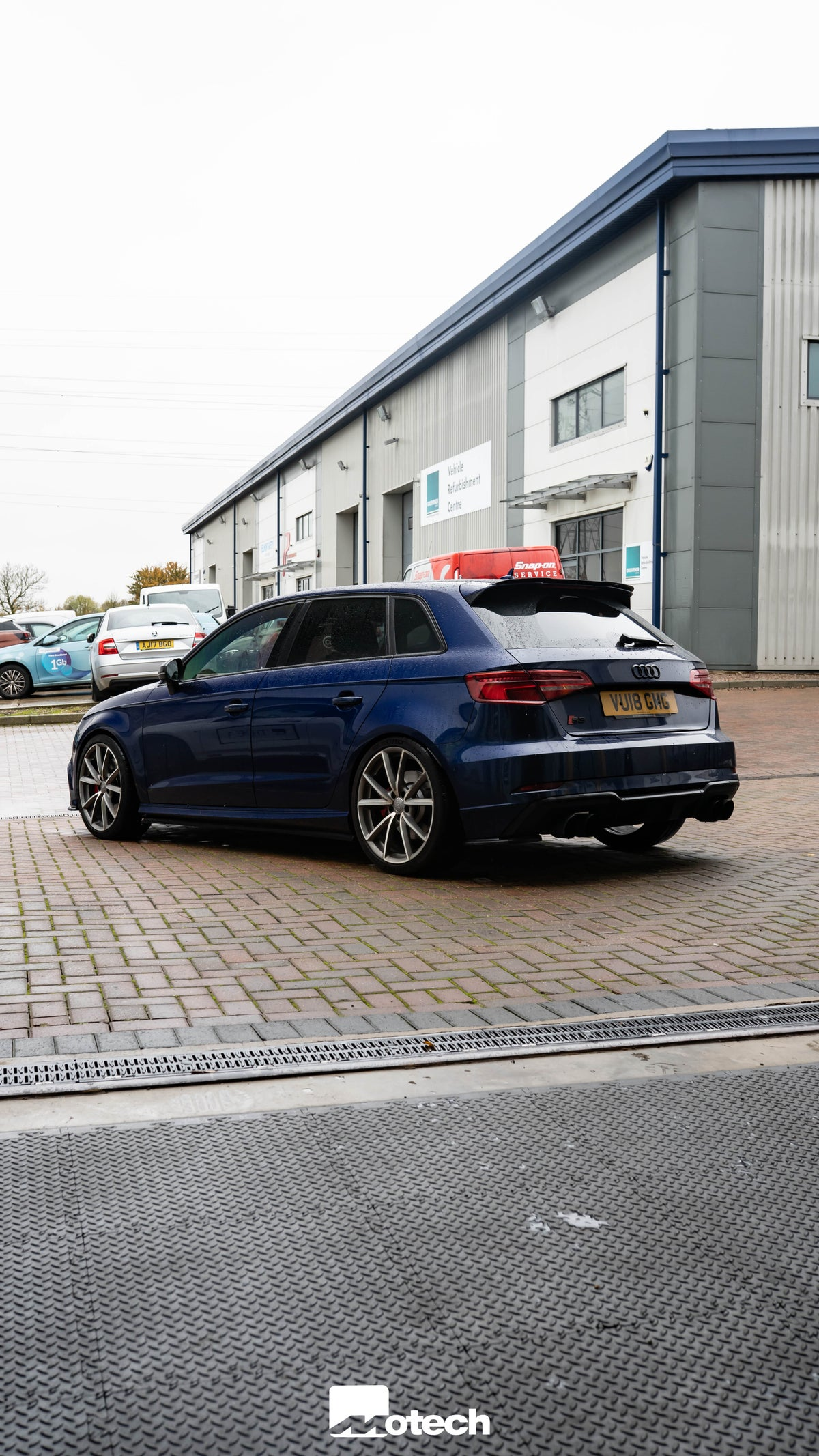Image of Audi S3 8V Eibach Lowering Springs