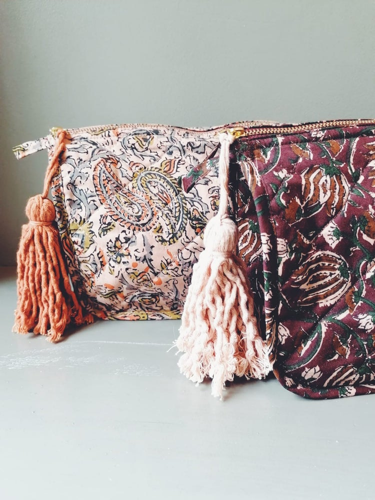 Image of TROUSSE INDIENNE