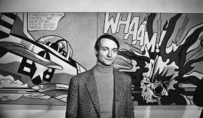 Image of roy lichtenstein / 21/467