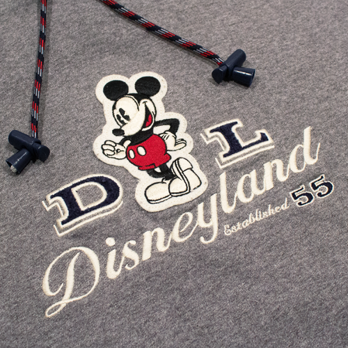 Image of Mickey Mouse Disney Vintage Hoodie Size L