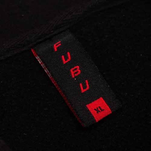 Image of Fubu Vintage Hoodie Sweatshirt Size XL