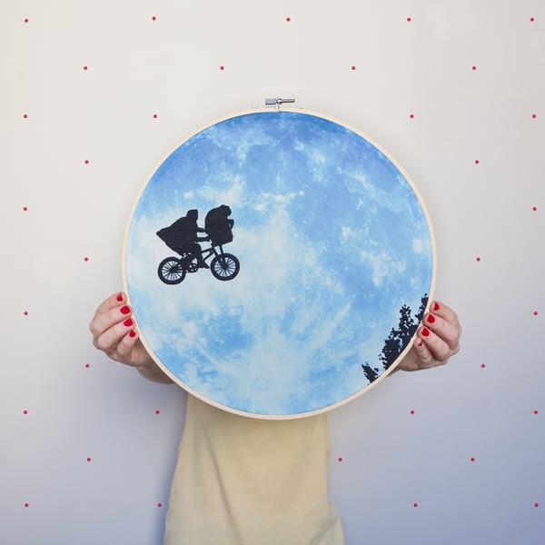 Image of Bastidor ET luna
