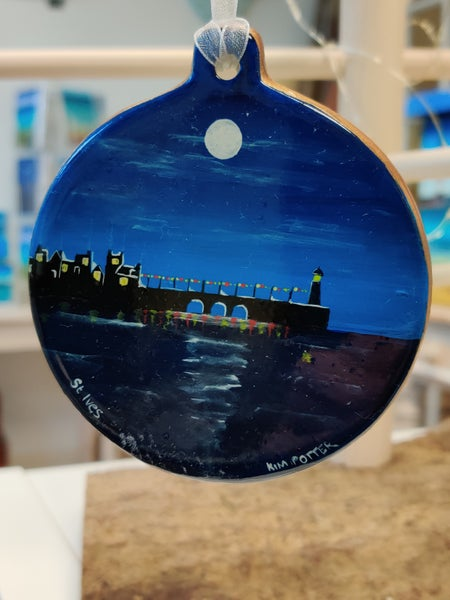 Image of Limited Edition St Ives at Christmas