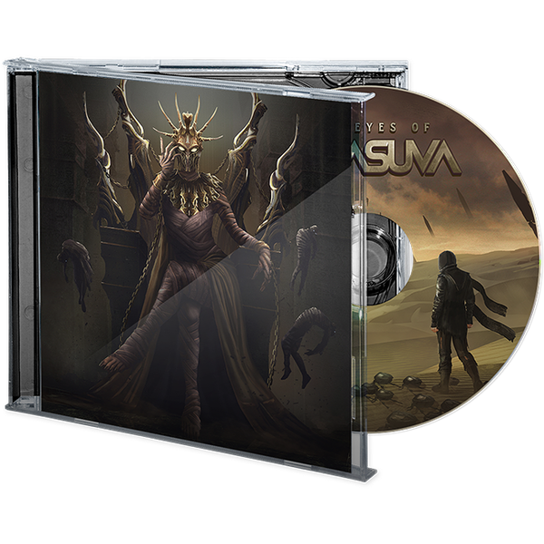 "Image of ""The Eyes of Parasuva"" CD (Pre-Order)"