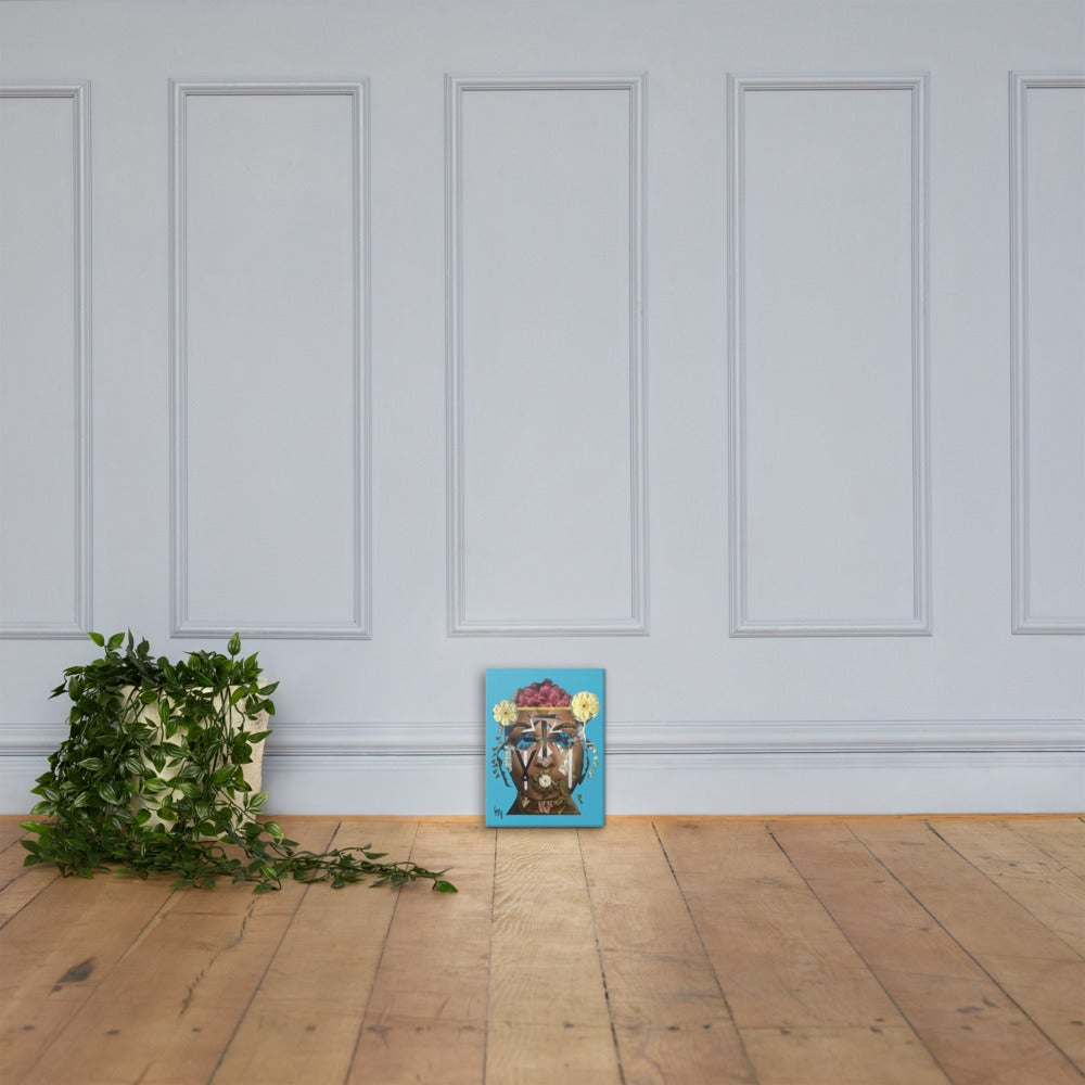 Image of ScatArtCollection Canvas PRINT