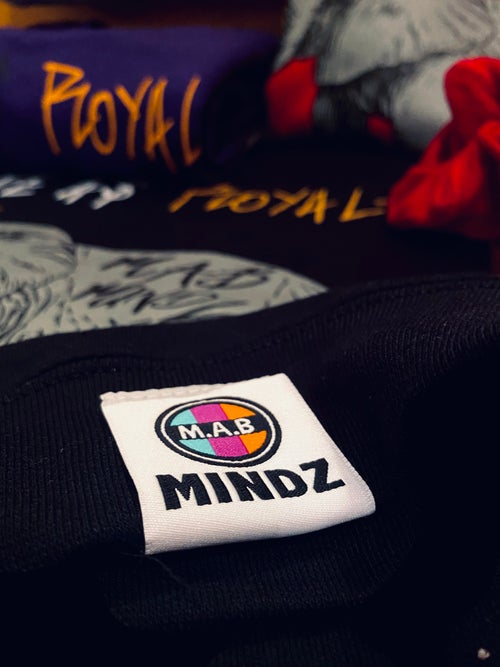 Image of LIVE A$ ROYALTY ORIGINAL Crew Neck Sweaters