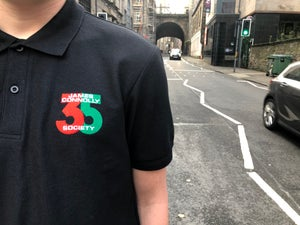 Image of JCS35 Embroidered Polo Shirt