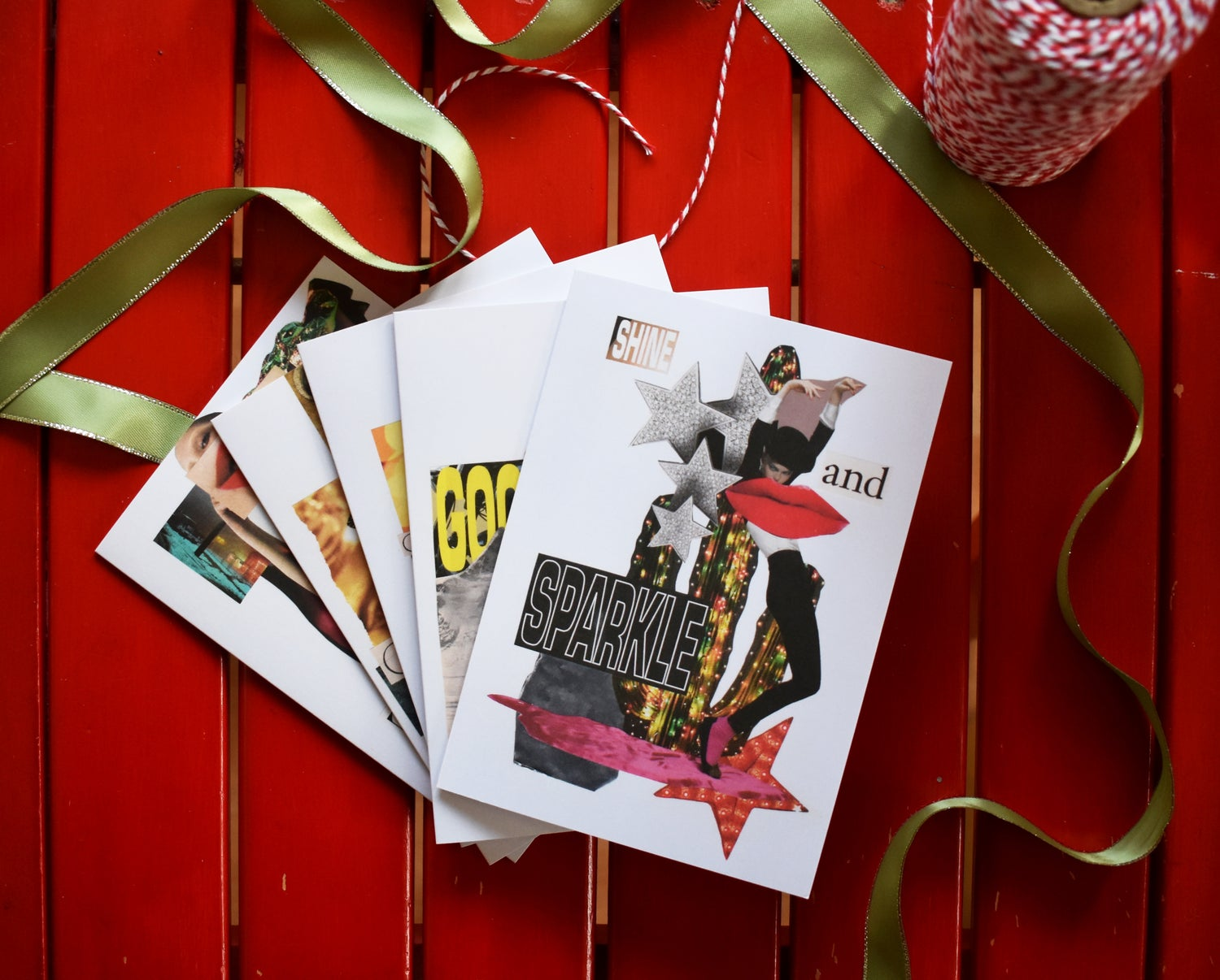 Image of Christmas Card Pack
