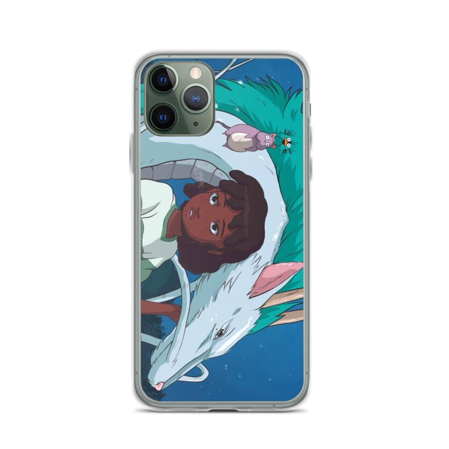"""Image of """"Spirited Away"""" Phone Case"""