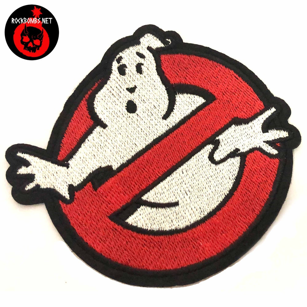 PATCH GHOSTBUSTERS