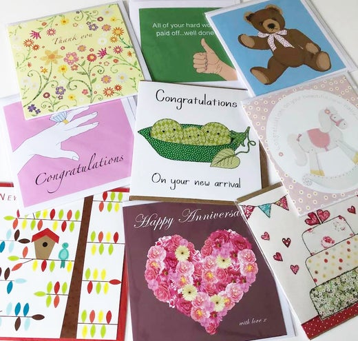 Greeting Cards - Occasions