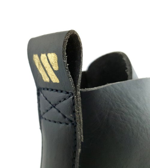 Image of Hawksbill - Black and Brass