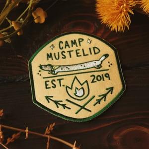 camper patch (CM)