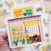 Sticker - Udon shop