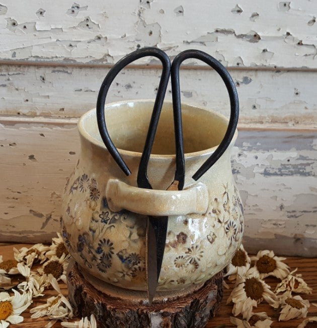 Image of Medium Crafter's Catch-all and snips: Mountain Flower Honey #1