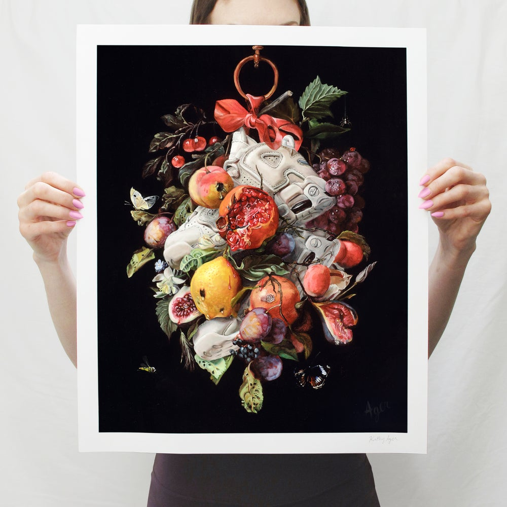 Image of LOVE (You Gave Me A Run For My Money) TIMED RELEASE PRINT