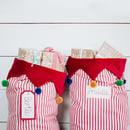 Image 3 of Personalised Christmas Sack