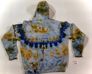 Large Hooded Sweatshirt (018)