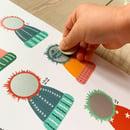 Image 3 of Bobble Hat Advent Calendar