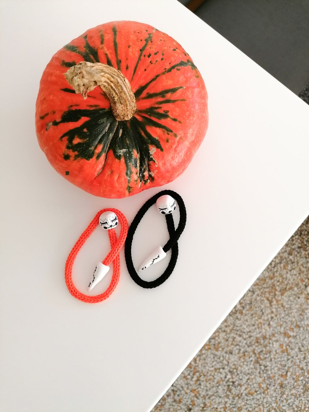 Image of Halloween bookmark