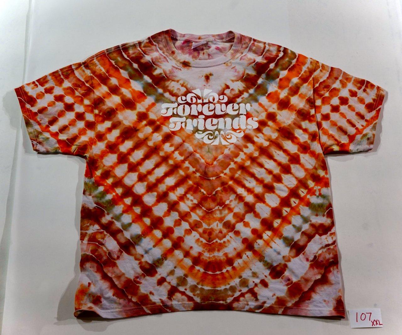 2 X Large T-Shirt (107)