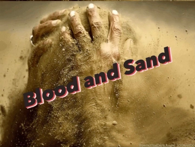 Blood and Sand Beard Oil and Balm