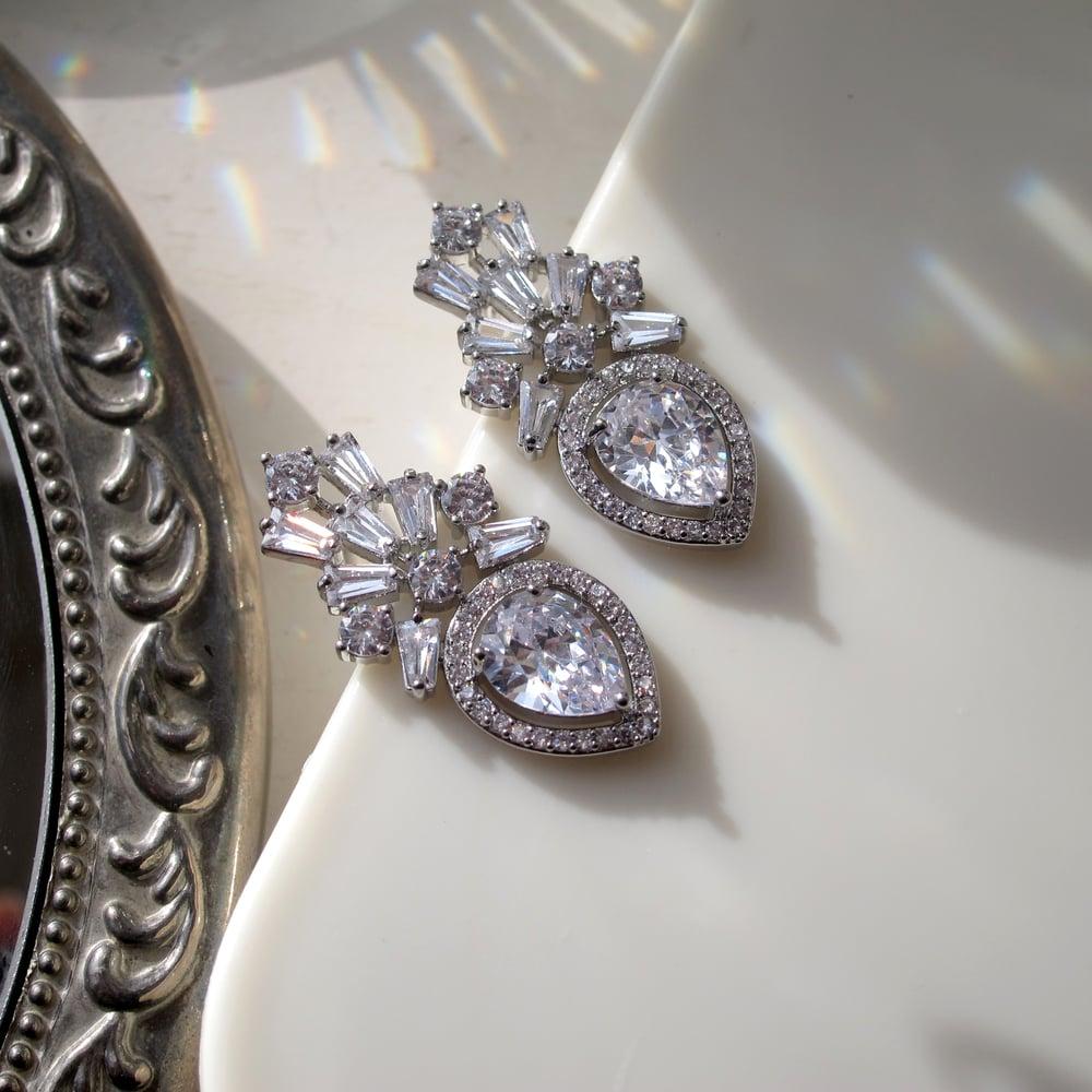 Image of Heiress earrings