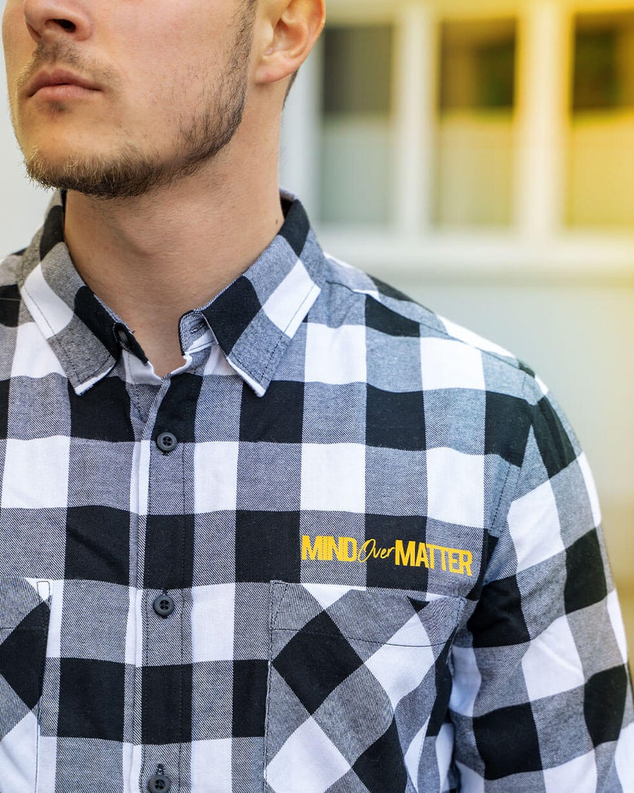 Image of AllOne Unisex Flanell Shirt