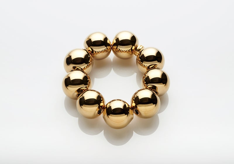 Image of RIESLING Armband Gold