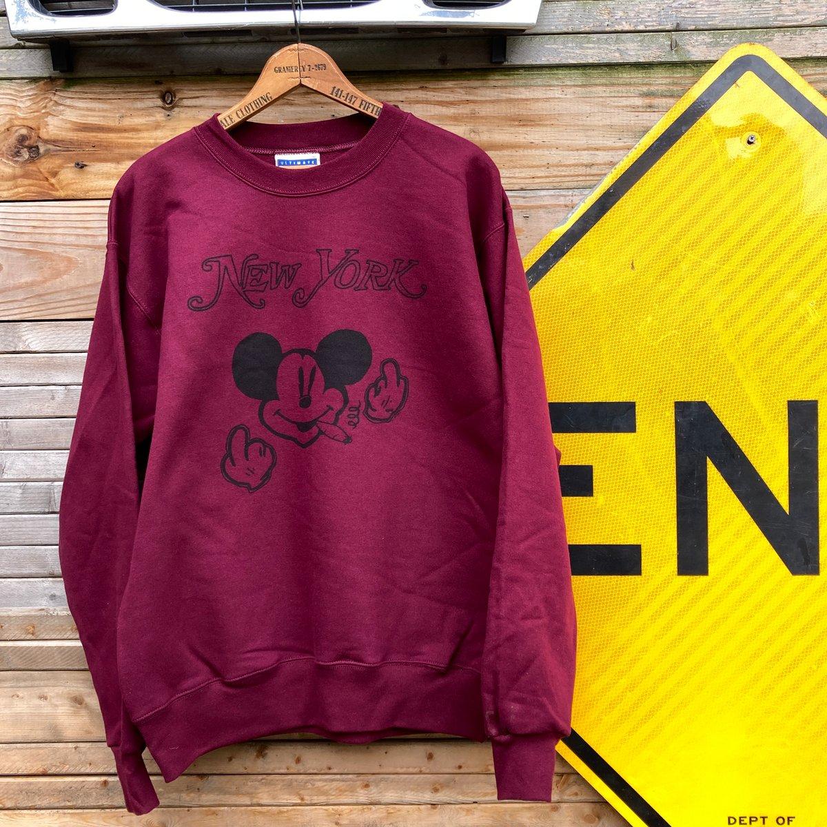 Image of New York Hi Sweatshirt