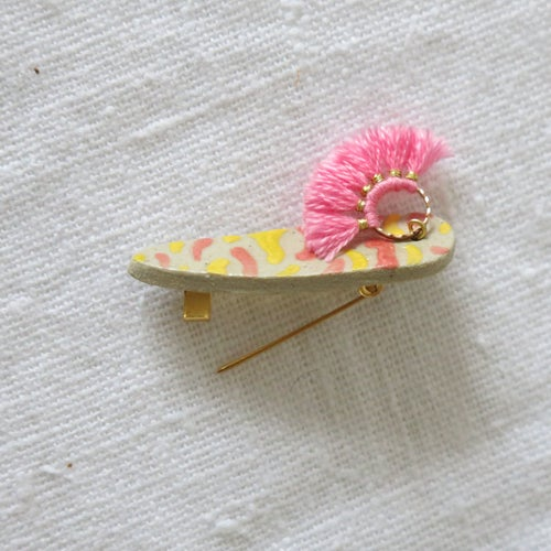 "Image of Broche ""Bellule"""