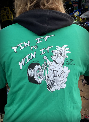 """Image of """"PIN IT to WIN IT"""" T-Shirt"""