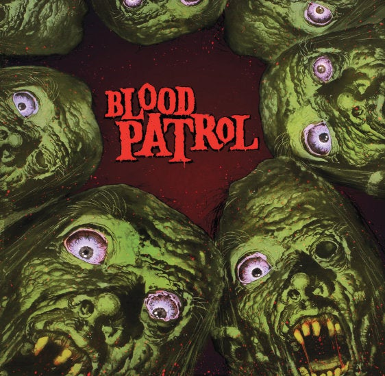 Image of Blood Patrol - From Beyond And Below LP